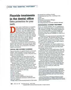fluoride used 8 24 16